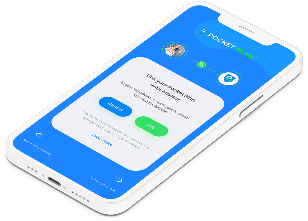 Pocket Plan Advisor Connection