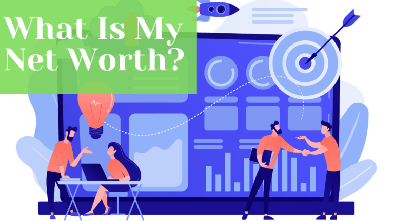 What is my net worth pocket plan blog cover