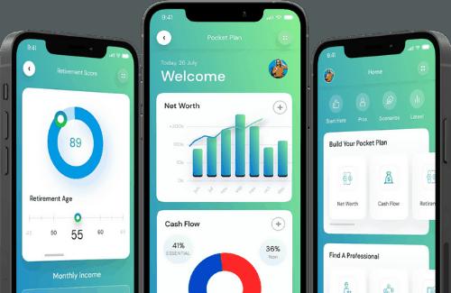 Pocket Plan Mobile App