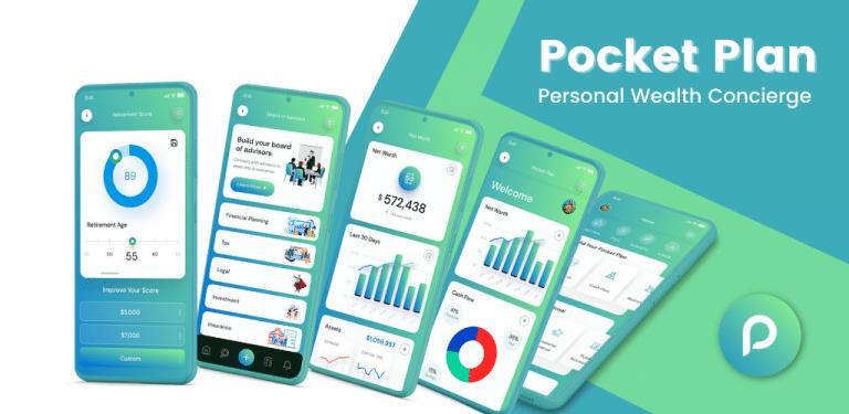 Pocket Plan App 2021 September